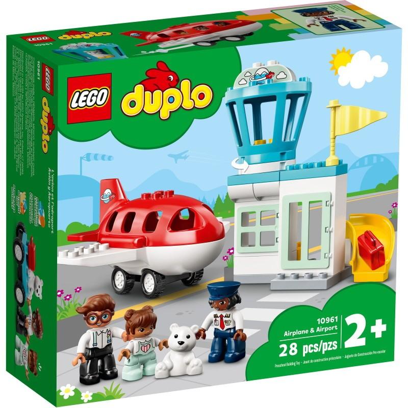 LEGO 10961 Самолет и аэропорт