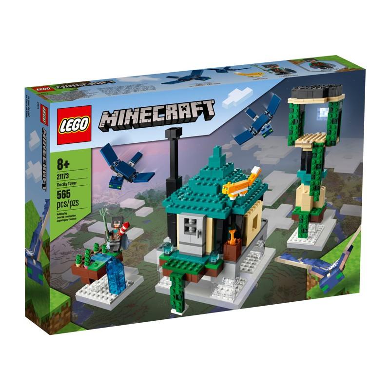 LEGO 21173 Небесная башня