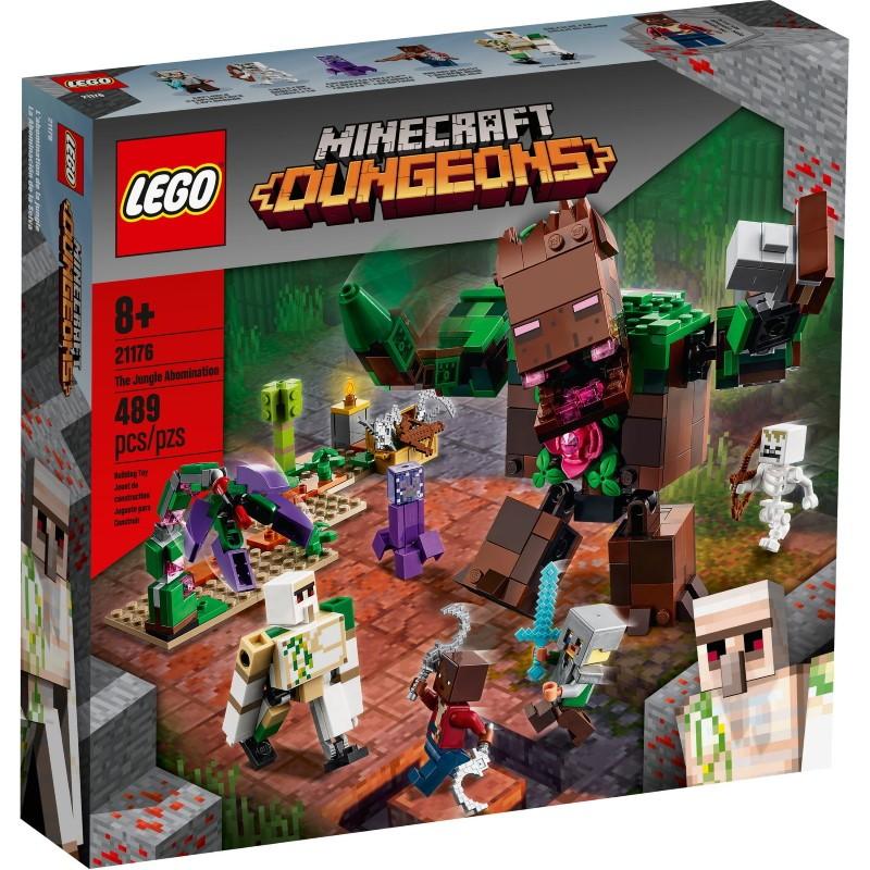 LEGO 21176 Мерзость из джунглей