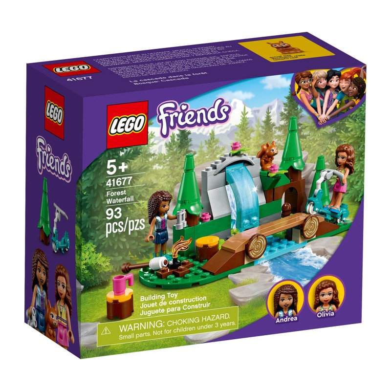 LEGO 41677 Лесной водопад