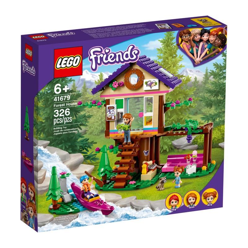 LEGO 41679 Домик в лесу
