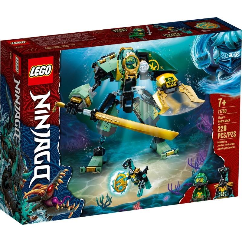 LEGO 71750 Водный робот Ллойда