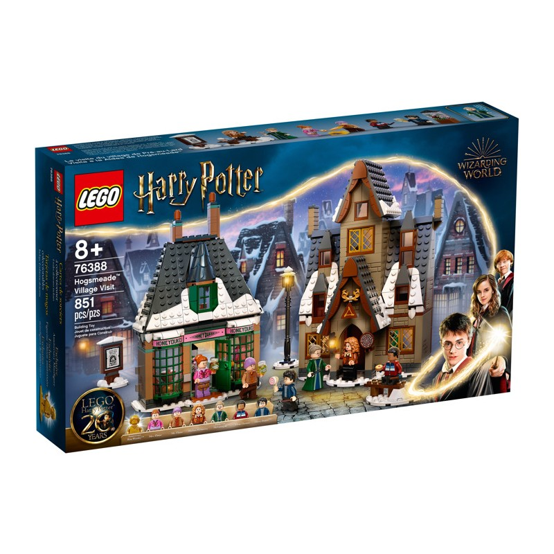 LEGO 76388 Визит в деревню Хогсмид